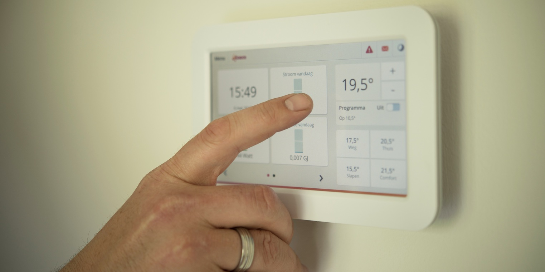 Stroomkosten thermostaat