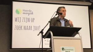 Gert de Vos presenteert op Duurzaamheidsmarkt Heerde