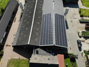 foto dak Doppenberg - Heerde Energiek