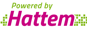logo Powerd by Hattem